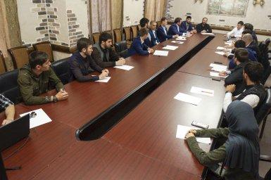 Визит делегации из Ямало-Ненецкого АО