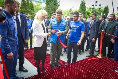 Открытие регионального отделения Национального Центра помощи пропавшим и пострадавшим детям